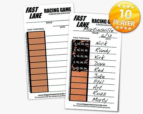 Fast Lane auto racing (10)